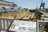shipyard drydock