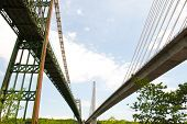 Penobscot Narrows bridges
