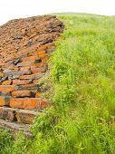 brick fort wall