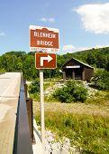 Alte Blenheim Covered Bridge