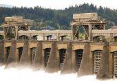 Bonneville Lock Dam
