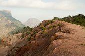 acantilado de roca