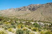 picture of stagecoach  - Tejas Canyon cliffs - JPG