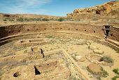 Chetro Ketl, Great Kiva ruins