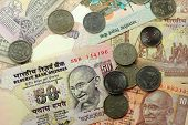 stock photo of indian money  - indian money - JPG