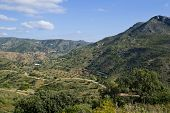 foto of matinee  - malaga mountains situated on the slopes of the northern part of the city - JPG