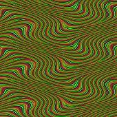Op Art Seamless Waves Texture 27 Code_82,155,285