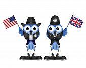 International crime fighting