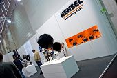 Hensel At Photokina 2008