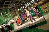 Presentation Fujifilm People Dancing Photokina