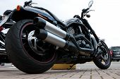 A 2012 built Harley Davidson Night Rod Special
