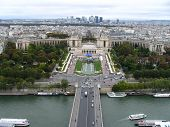 Franceparis Birds Eye Viewfromeiffeltower1