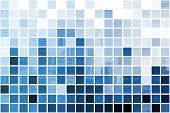 Blue Simplistic And Minimalist Abstract
