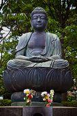 Buddha Statue at Sensoji Temple