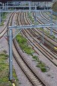 Railway/ Train Tracks