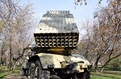 Element Reactive System Volley Fire Bm-21 Grad