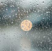 Rain On The Glass