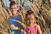 Children Among The Reeds