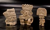 Pre Columbian Warriors.