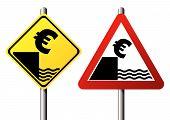 Signo de caída del euro
