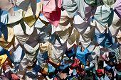 Hange Colourful Shirts