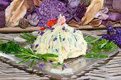 Natural Fresh Herb Butter