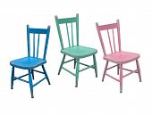 old children's wooden chairs