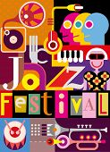 Cartaz Festival Jazz