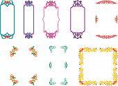 Varieties Of Oriental Frames