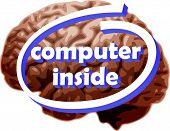 Computadora dentro