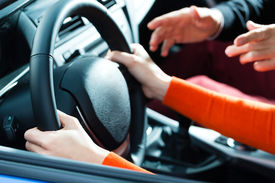 picture of driving school  - Driving School  - JPG