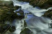 Mountain Stream - Autumn
