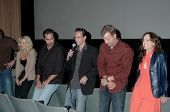 Cast and Crew of 'The Pink Conspiracy'.   at the Los Angeles Screening of 'The Pink Conspiracy'. Laemmle Grande 4-Plex, Los Angeles, CA. 09-20-08