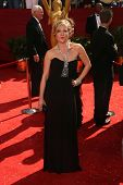 Ashley Jensen  at the 60th Annual Primetime Emmy Awards Red Carpet. Nokia Theater, Los Angeles, CA. 9-21-08