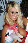 Aubrey O'Day  at Declare Yourself's 'Last Call To Action' voter registration event. The Green Door, Hollywood, CA. 09-24-08