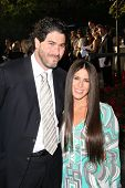 Jason Goldberg and Soleil Moon Frye  at the 7th Annual Chrysalis Butterfly Ball. Private Residence,