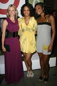 Amy Smart with Sanaa Lathan and Gabrielle Union  at the Rogan For Target Debut at Barneys New York. Barneys New York, Beverly Hills, CA. 05-15-08