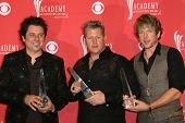 Rascal Flatts  in the press room at The 43rd Annual Academy Of Country Music Awards. MGM Grand Hotel And Casino, Las Vegas, NV. 05-18-08