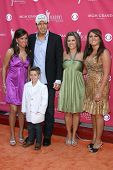 Rodney Atkins and family  arriving at The 43rd Annual Academy Of Country Music Awards. MGM Grand Hotel And Casino, Las Vegas, NV. 05-18-08