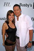 Anna Alvim and Yancy Arias  at