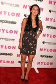 Audrina Patridge at the Nylon Magazine and Myspace Party. Private Location, Los Angeles, CA. 06-03-0