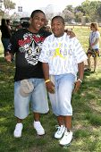 Christopher Massey and Kyle Massey  at