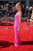 Jennifer Gareis  arriving at  the 35th Annual Daytime Emmy Awards. Kodak Theatre, Hollywood, CA. 06-20-08