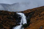 Scottish Water Fall.