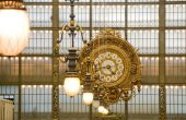 picture of gare  - Orsay Museum - JPG