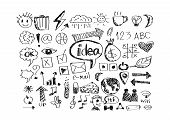 an images of Design  hand doodle Business doodles