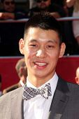 Jeremy Lin at the 2012 ESPY Awards Arrivals, Nokia Theatre, Los Angeles, CA 07-11-12