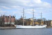 Historical Ship ''af Chapman'.