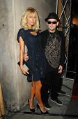 Paris Hilton and Benji Madden  at 'A Night At The Movies With Paris Hilton' celebrating the launch of 'Paris Hilton's My New BFF'. LAX, Hollywood, CA. 09-30-08
