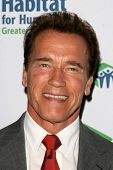 Arnold Schwarzenegger  at the 'Building A Greater Los Angeles' Gala. Beverly Hilton Hotel, Beverly H